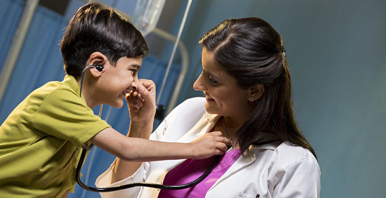 Cardiac Imaging for Children